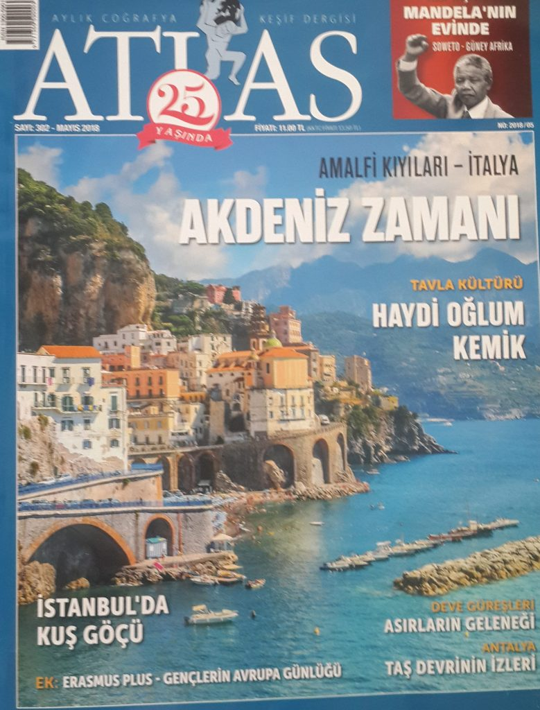 LIDOSK in the May issue of Atlas magazine.