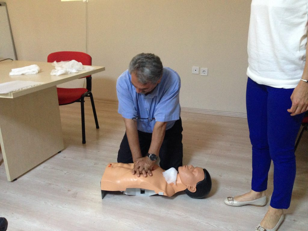 First Aid Traning